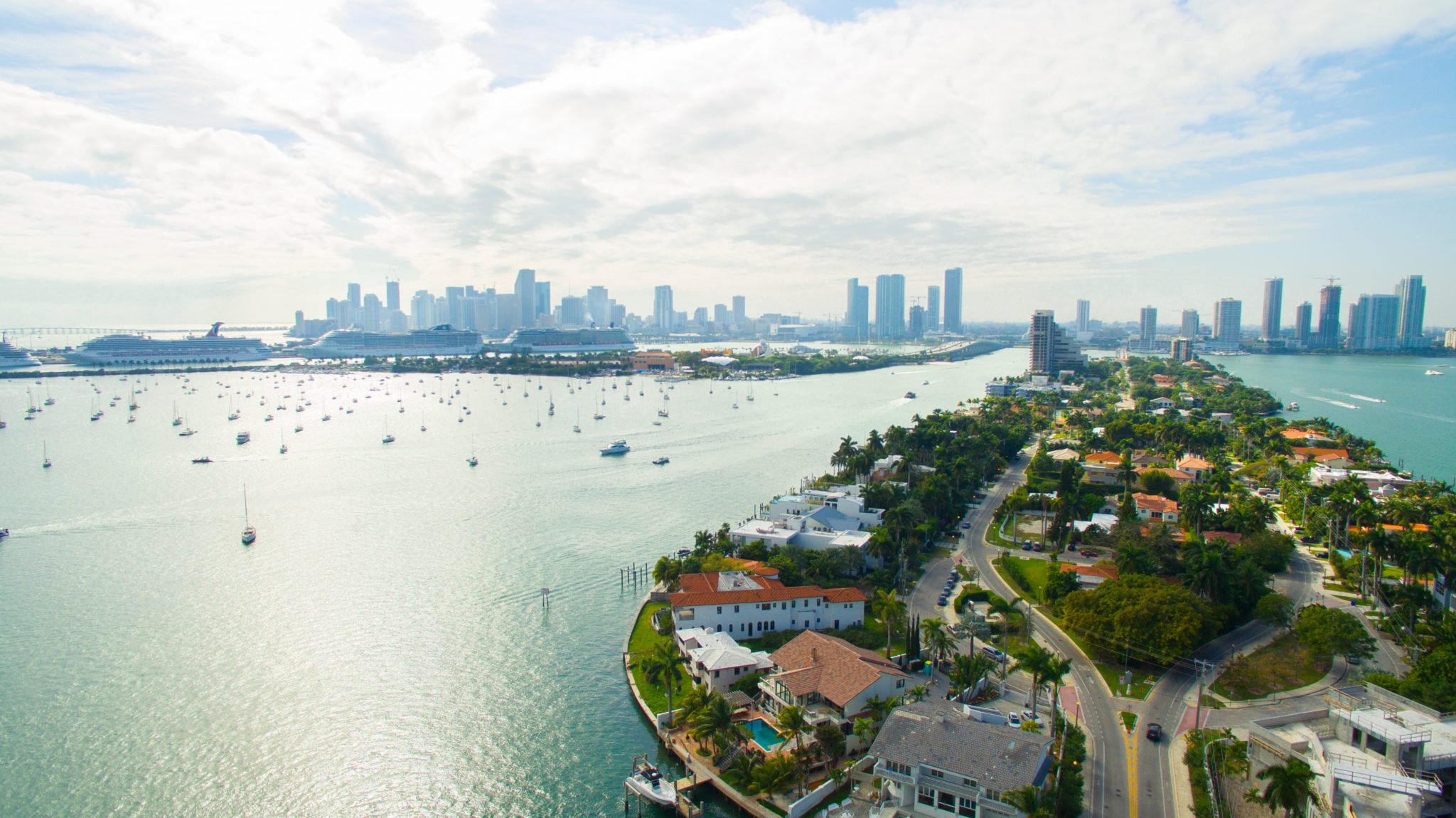 Venetian Islands Miami Beach - Julian Johnston