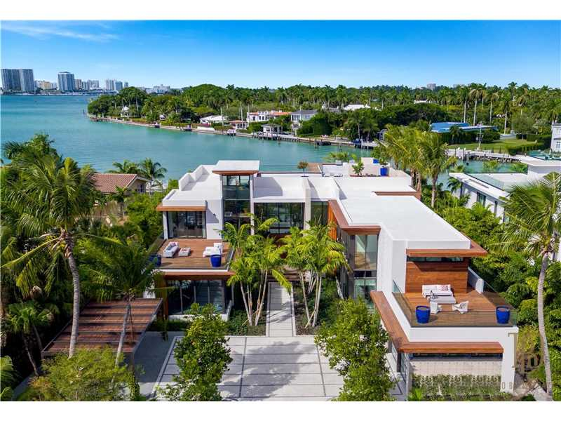 Most Ocean Accessible Waterfront Homes in Miami Beach