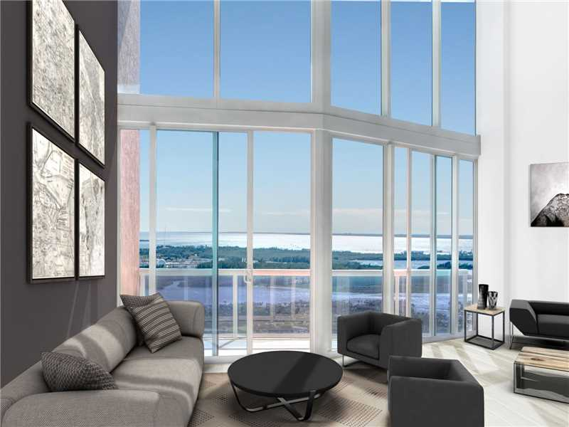 Miami Beach Penthouses - Julian Johnson -Miami Beach Penthouses - Portofino Tower